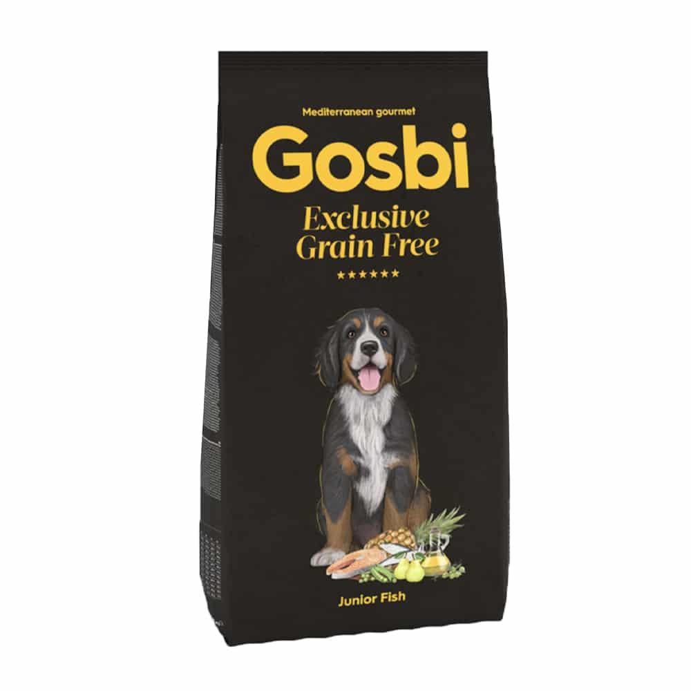 "Gosbi- גוסבי ג'וניור ללא דגנים 3 ק""ג"
