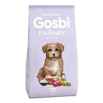"""Gosbi- גוסבי גורים מיני 2 ק""""ג"""
