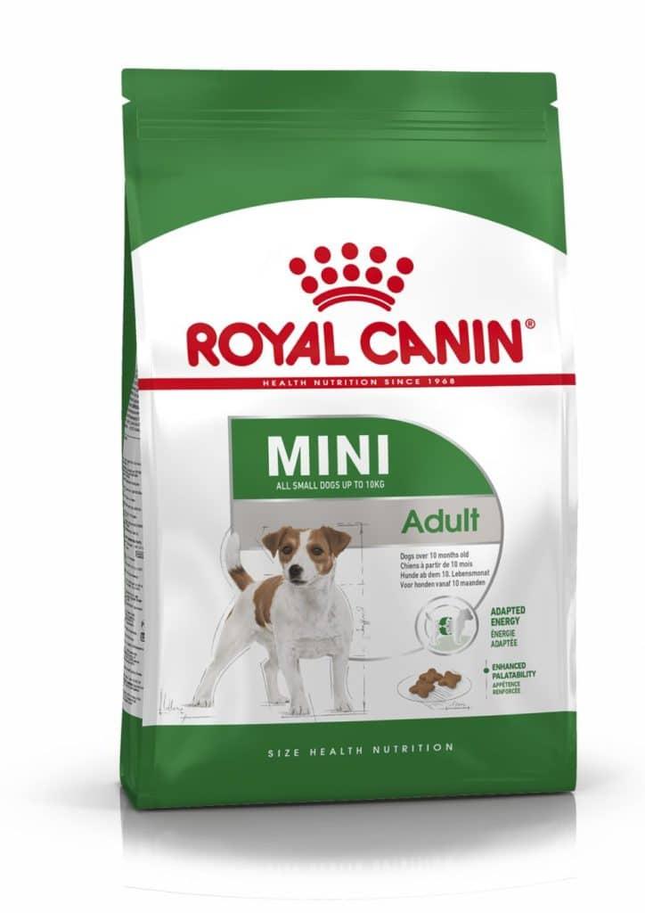 """royal canin- מזון יבש כלבים בוגרים מיני 4 ק""""ג"""