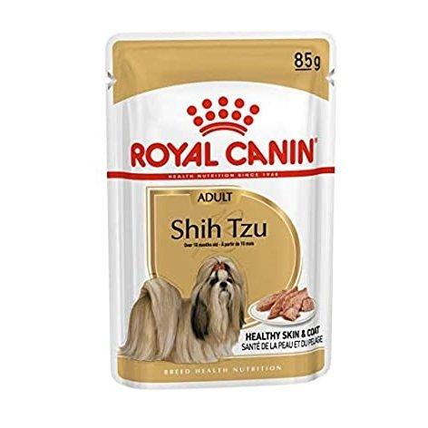 royal canin- רויאל קנין פאוץ לשיצו 85 גרם