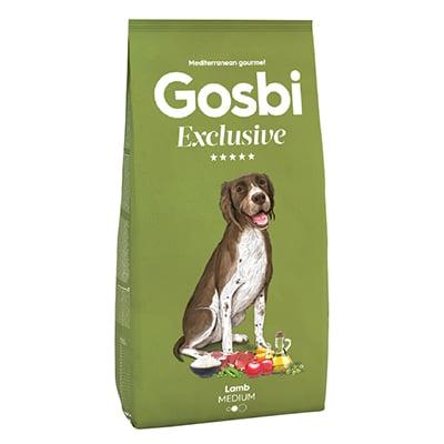"GOSBI גוסבי כבש מדיום 12 ק""ג"